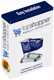Ecommerce shopping cart software